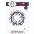 Creative Expressions Dies by Sue Wilson Frames & Tags Collection - Daisy Circle